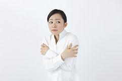 冷えは万病の元    放っておくと怖い!!
